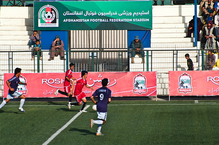 Roshan Afghan Premier League, Afghanistan's first professional football league, was announced the 9th of July 2012 by the Afghan Football Federation, Roshan, Afghanistan's leading total communications provider, and by the MOBY GROUP, Afghanistan's largest media conglomerate. The APL will consist of 8 teams drawn from all over the country, and will feature Afghanistan's national team players as well as young men who have been selected for each team via a reality TV series.