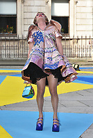 Grayson Perry<br /> Royal Academy of Arts Summer Exhibition Preview Party at The Royal Academy, Piccadilly, London, England, UK on June 06, 2018<br /> CAP/Phil Loftus<br /> &copy;Phil Loftus/Capital Pictures