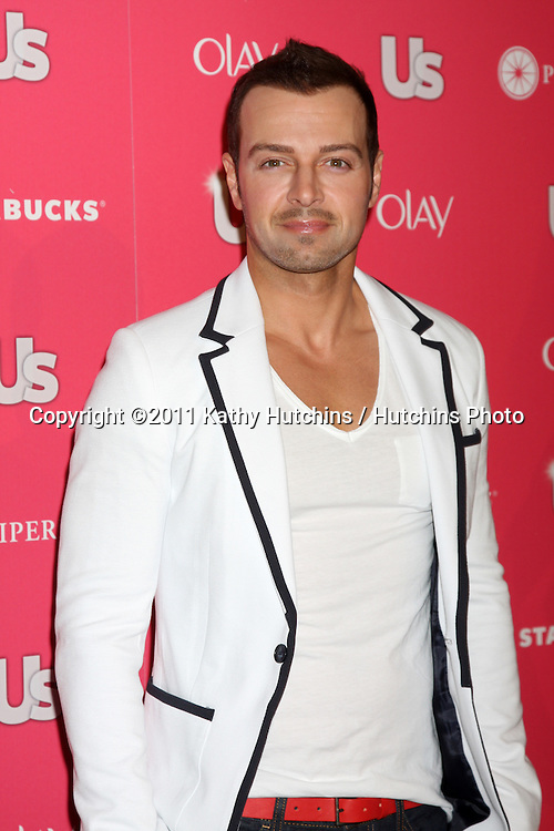 LOS ANGELES - APR 26:  Joey Lawrence arriving at the 2011 US Weekly Hot Hollywood Style Event  at Eden on April 26, 2011 in Los Angeles, CA..