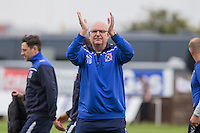 Dagenham & Redbridge manager John Still ahead of the Sky Bet League 2 match between Bristol Rovers and Dagenham and Redbridge at the Memorial Stadium, Bristol, England on 7 May 2016. Photo by Mark  Hawkins / PRiME Media Images.