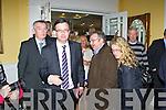 Mark Kennelly the Stability Treaty in the Dromhall Hotel, Killarney, on Friday