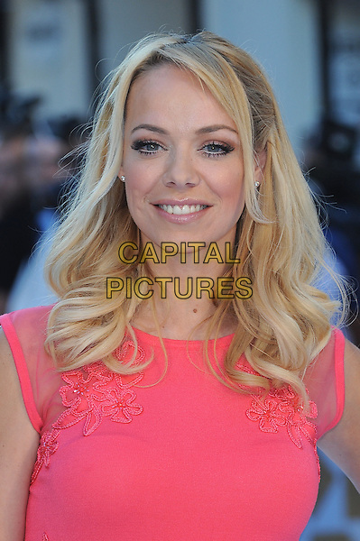 LONDON, ENGLAND - JUNE 30: Liz McClarnon attends the European Premiere of Magic Mike XXL at Vue West End on June 30, 2015 in London, England.<br /> CAP/BEL<br /> &copy;Tom Belcher/Capital Pictures