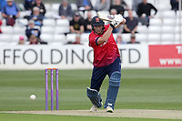 Tom Westley in batting action for Essex during Essex Eagles vs Gloucestershire, Royal London One-Day Cup Cricket at The Cloudfm County Ground on 7th May 2019