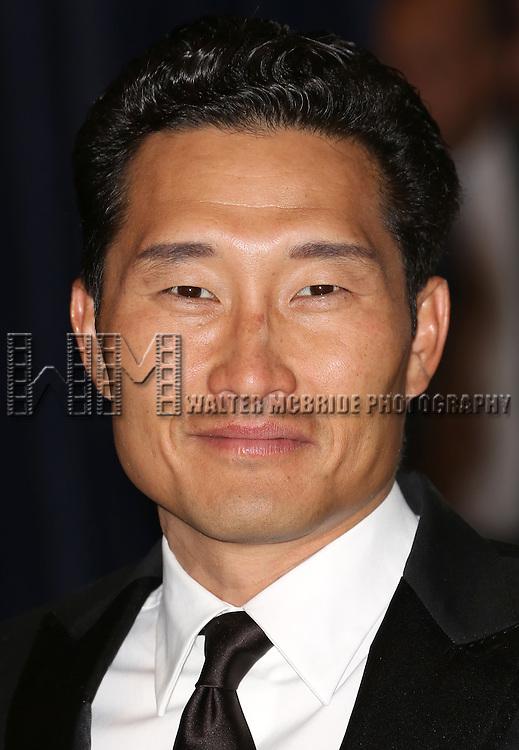 Daniel Dae Kim  attending the  2013 White House Correspondents' Association Dinner at the Washington Hilton Hotel in Washington, DC on 4/27/2013