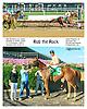 Rub the Rock winning at Delaware Park on 8/26/15