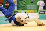 Riki Nakaya (JPN), .April 21, 2013 - Judo : .Asian Judo Championships 2013, Men's Team Competition .at Bangkok Youth Centre, Bangkok, Thailand. .(Photo by Daiju Kitamura/AFLO SPORT) [1045]