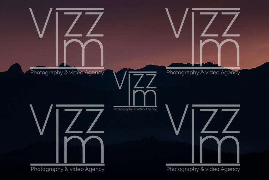 CALI - COLOMBIA, 05-01-2017: Atardecer en el oeste de Cali. / Sunset in western Cali Cali. Photo: VizzorImage/ Gabriel Aponte / Staff