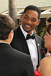 "WILL SMITH. Red carpet arrivals to the annual ""Red Tie Affair,"" benefitting the American Red Cross of Santa Monica, and honoring the humanitarian spirit of those who have shown courage, unselfish character and whose work has saved lives. At the Fairmont Miramar. Santa Monica, CA, USA. April 17, 2010."