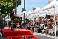Jeff Goldblum at the Hollywood Walk of Fame Star Ceremony honoring actor Jeff Goldblum, Los Angeles, USA 14 June 2018<br /> Picture: Paul Smith/Featureflash/SilverHub 0208 004 5359 sales@silverhubmedia.com