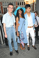 Sinitta and guests at the Syco summer party, Victoria and Albert Museum, Cromwell Road, London, England, UK, on Thursday 04th July 2019.<br /> CAP/CAN<br /> ©CAN/Capital Pictures