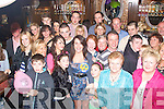 5985-5988.FAB FORTY: Geraldine Hanafin, Michael O'Regan Place, Tralee (front centre) celebrated her 40th birthday last Saturday night in the Blasket Inn, Tralee with many family and friends and a special thanks to those who travelled from Galway and Offaly for the party.