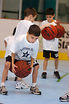 Keystone Basketball Camp at the YMCA, Pickelner Arena on Jan. 3, 2009.