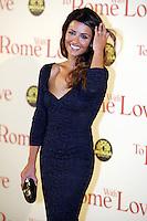 Monica Cruz.Roma 13/4/2012 Auditorium.To Rome with Love - World Premiere.Foto Insidefoto Andrea Staccioli