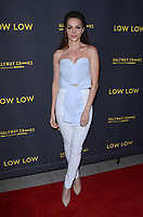 """LOS ANGELES - AUG 15:  Layla Louise at the """"Low Low"""" Los Angeles Premiere at the ArcLight Hollywood on August 15, 2019 in Los Angeles, CA"""