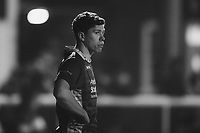 Joe LUCA SMITH of London Scottish during the Championship Cup match between London Scottish Football Club and Ealing Trailfinders at Richmond Athletic Ground, Richmond, United Kingdom on 23 November 2018. Photo by David Horn/PRiME Media Images