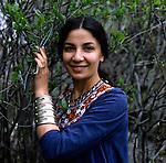 Altyn (Aksha) Khodzaeva - soviet and turkmen actress. |  -  Алтын (Ахча) Ходжаева - cоветская и туркменская актриса.