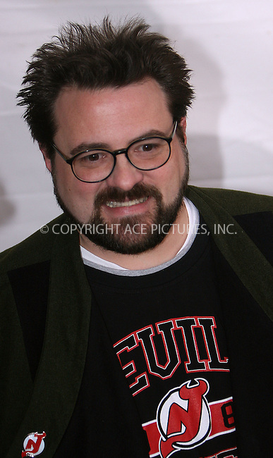 WWW.ACEPIXS.COM . . . . .  ....February 22 2010, New York City....Kevin Smith at the premiere of 'Cop Out' at AMC Loews Lincoln Square 13 on February 22, 2010 in New York City....Please byline: NANCY RIVERA- ACE PICTURES.... *** ***..Ace Pictures, Inc:  ..tel: (212) 243 8787 or (646) 769 0430..e-mail: info@acepixs.com..web: http://www.acepixs.com