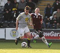 St Mirren v Heart of Midlothian, Little Big Shot Youth Cup 071214
