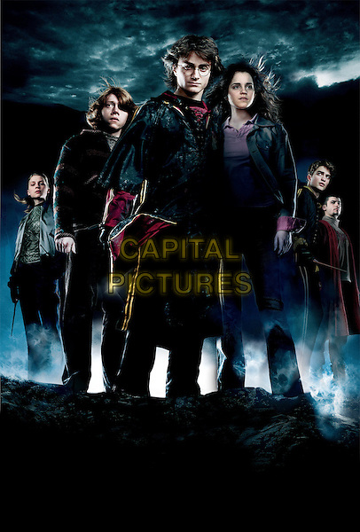 KEY ART.in Harry Potter & The Goblet Of Fire.*Editorial Use Only*.www.capitalpictures.com.sales@capitalpictures.com.Supplied by Capital Pictures.