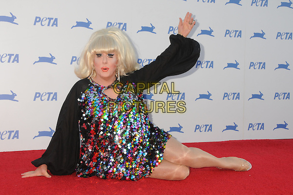 30 September 2015 - Hollywood, California - Lady Bunny. PETA 35th Anniversary Gala held at the Hollywood Palladium. <br /> CAP/ADM/BP<br /> &copy;BP/ADM/Capital Pictures