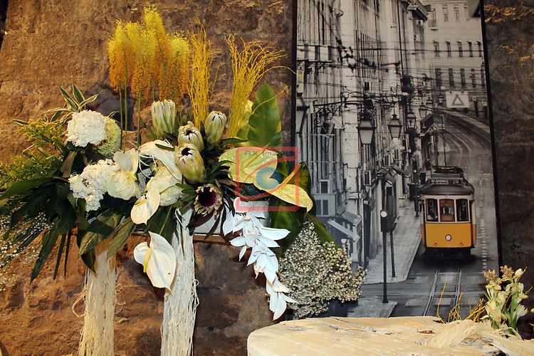 Girona Temps de Flors.<br /> 62a Exposicio de Flors, Monuments, Patis i Jardins.<br /> Sarraines.