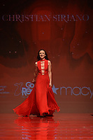 www.acepixs.com<br /> February 9, 2017  New York City<br /> <br /> Juliette Lewis walks the runway at the American Heart Association's Go Red For Women Red Dress Collection 2017 presented by Macy's at Fashion Week at Hammerstein Ballroom on February 9, 2017 in New York City.<br /> <br /> Credit: Kristin Callahan/ACE Pictures<br /> <br /> <br /> Tel: 646 769 0430<br /> Email: info@acepixs.com