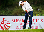 In Gee Chun of Korea in action during the Hyundai China Ladies Open 2014 on December 12 2014, in Shenzhen, China. Photo by Li Man Yuen / Power Sport Images