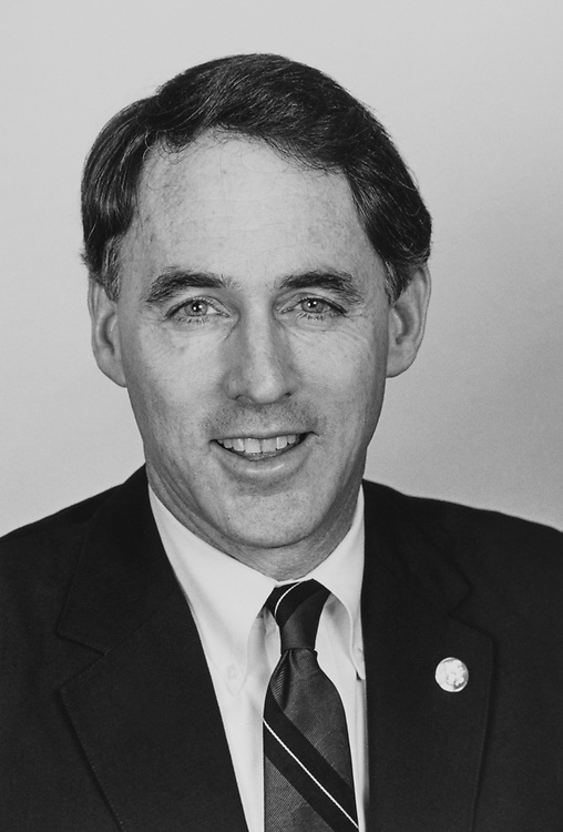 Rep. Cliff Stearns, R-Fla., April 1989. (Photo by CQ Roll Call)