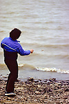 Chris Alley Skipping Rocks
