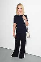 Katie Piper<br /> at the Jasper Conran catwalk show as part of London Fashion Week SS17, Brewer Street Car Park, Soho London<br /> <br /> <br /> &copy;Ash Knotek  D3155  17/09/2016