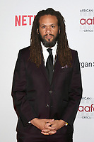 LOS ANGELES - JAN 22:  Franklin Leonard at the 2020 African American Film Critics Association Awards at the Taglyan Complex on January 22, 2020 in Los Angeles, CA