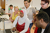 Nova New Opportunities, in Ladbroke Grove, North Kensington, provides ESOL, IT and numeracy training, and employment adivice.  The area is home to a high proportion of recently arrived immigrants.
