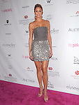 Stacy Keibler at 6th Annual Pink Party held at Drai's at The W Hotel in Hollywood, California on September 25,2010                                                                               © 2010 DVS / Hollywood Press Agency