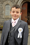 Tullyallen First Communion 2012