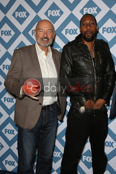 Terry O'Quinn, RZA<br />