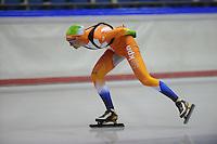 SCHAATSEN: IJSSTADION THIALF: 10-07-2013, Training zomerijs, ©foto Martin de Jong