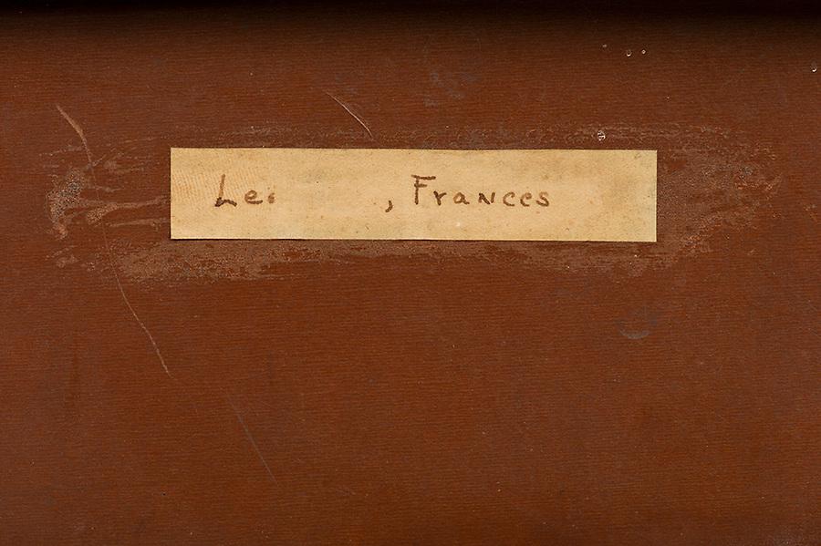 Willard Suitcases / Frances L / ©2014 Jon Crispin