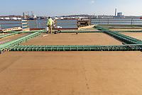 Boathouse at Canal Dock Phase II   State Project #92-570/92-674 Construction Progress Photo Documentation No. 05 on 17 November 2016. Image No. 30