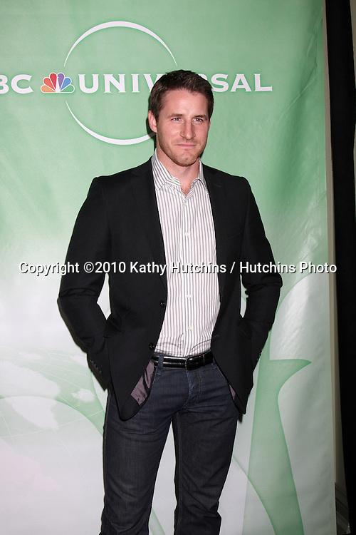 Sam Jaeger.arriving at the 2010 Winter NBC TCA Party .Langford Hotel.Pasadena, CA.January 10, 2010.©2010 Kathy Hutchins / Hutchins Photo....