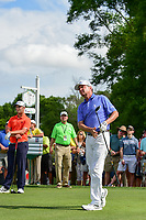 Davis Love III (USA) watches his tee shot on 10 during round 3 of the Shell Houston Open, Golf Club of Houston, Houston, Texas, USA. 4/1/2017.<br /> Picture: Golffile | Ken Murray<br /> <br /> <br /> All photo usage must carry mandatory copyright credit (&copy; Golffile | Ken Murray)