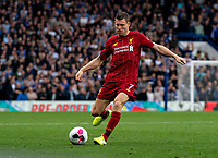 James Milner of Liverpool during the Premier League match between Chelsea and Liverpool at Stamford Bridge, London, England on 22 September 2019. Photo by Liam McAvoy / PRiME Media Images.