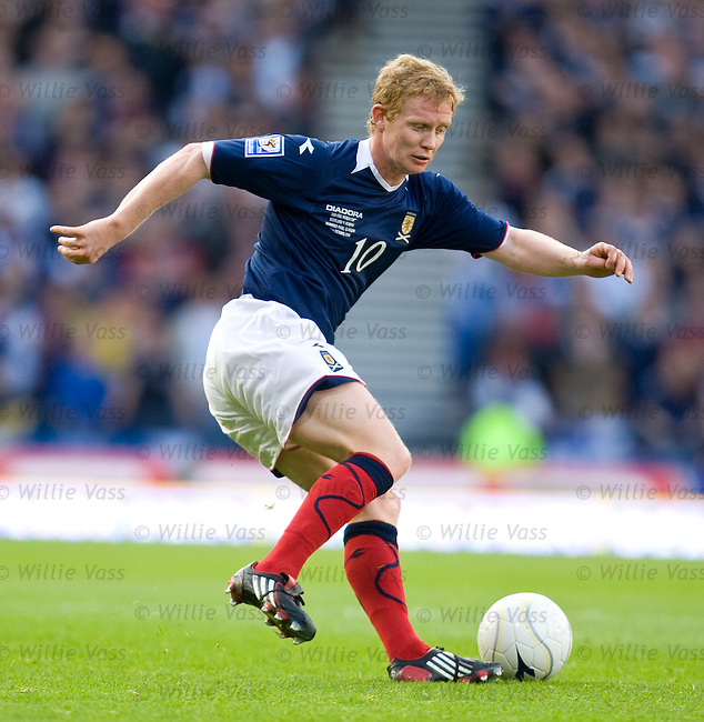 Barry Robson, Scotland