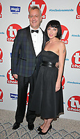 Stephen Tompkinson and Elaine Young at the TV Choice Awards 2018, The Dorchester Hotel, Park Lane, London, England, UK, on Monday 10 September 2018.<br /> CAP/CAN<br /> &copy;CAN/Capital Pictures