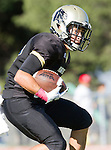Palos Verdes, CA 10/21/16 - Alex Martinez (Peninsula #10) in action during the CIF Southern Section Bay League Redondo Union - Palos Verdes Peninsula game at Peninsula High School.