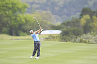 Louis Oosthuizen (RSA) on the 2nd during the 1st round at the WGC Dell Technologies Matchplay championship, Austin Country Club, Austin, Texas, USA. 22/03/2017.<br /> Picture: Golffile | Fran Caffrey<br /> <br /> <br /> All photo usage must carry mandatory copyright credit (&copy; Golffile | Fran Caffrey)