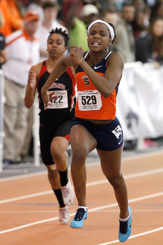 Syracuse's Sabrina Cammock (529)