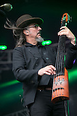 Les Claypool; THE CLAYPOOL LENNON DELIRIUM; Live: 2016<br /> Photo Credit: JOSH WITHERS/ATLASICONS.COM