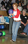 "Guiding Light's Liz Keifer (Blake)  at the ""Bloss"" Bowling Event during the Guiding Light weekend on October 15, 2005 at the Port Authority, NY (Photo by Sue Coflin)"
