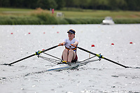 Race: 11  Women's Single Sculls - Tier 2 - Heat<br /> <br /> The Metropolitan Regatta 2019<br /> Sunday<br /> <br /> To purchase this photo, or to see pricing information for Prints and Downloads, click the blue 'Add to Cart' button at the top-right of the page.