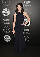 SANTA MONICA, CA - JANUARY 06: Actress Abigail Spencer arrives at the The Art Of Elysium's 11th Annual Celebration - Heaven at Barker Hangar on January 6, 2018 in Santa Monica, California.<br /> CAP/ROT/TM<br /> &copy;TM/ROT/Capital Pictures